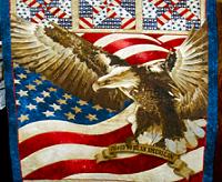 Eagle Quilt Raffle